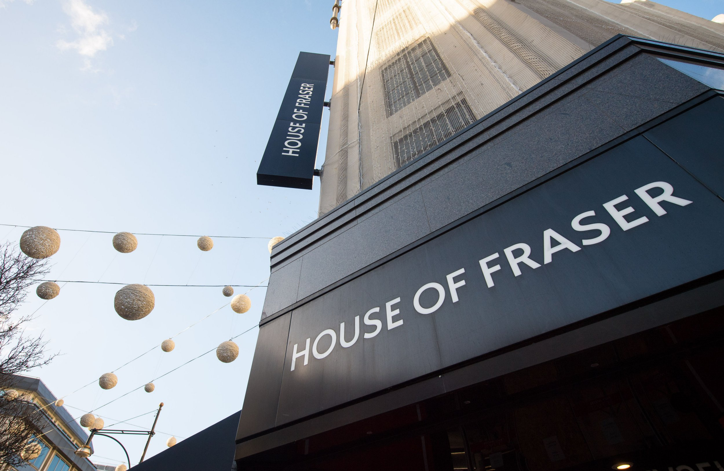 What to do with your House of Fraser gift cards as store cancels online orders