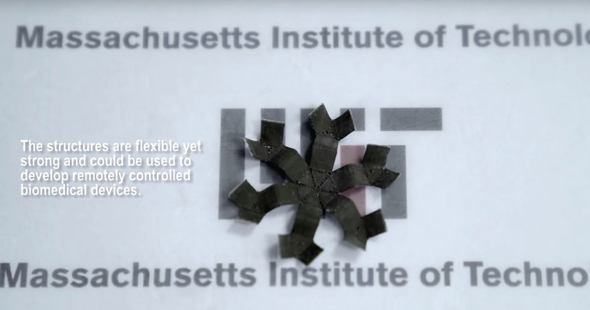 Shape-shifting robot spiders could become 'stealth soldiers' in future warfare YouTube/Massachusetts Institute of Technology (MIT)