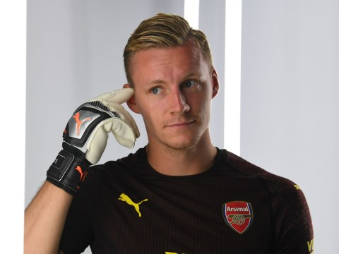 Unai Emery sends message to Bernd Leno after starting Petr Cech against Manchester City