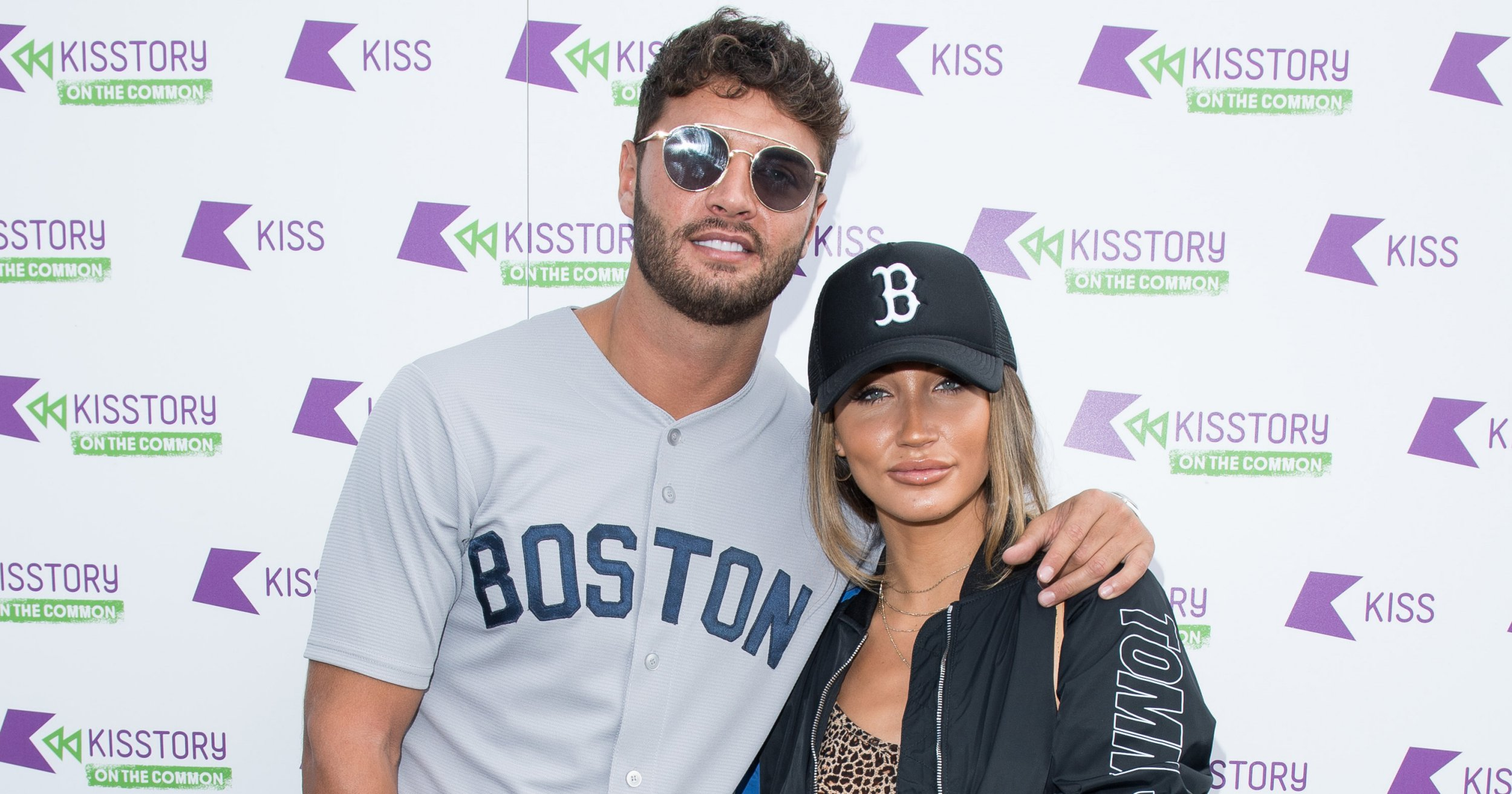 Megan McKenna opens up about why she split from 'Muggy' Mike Thalassitis