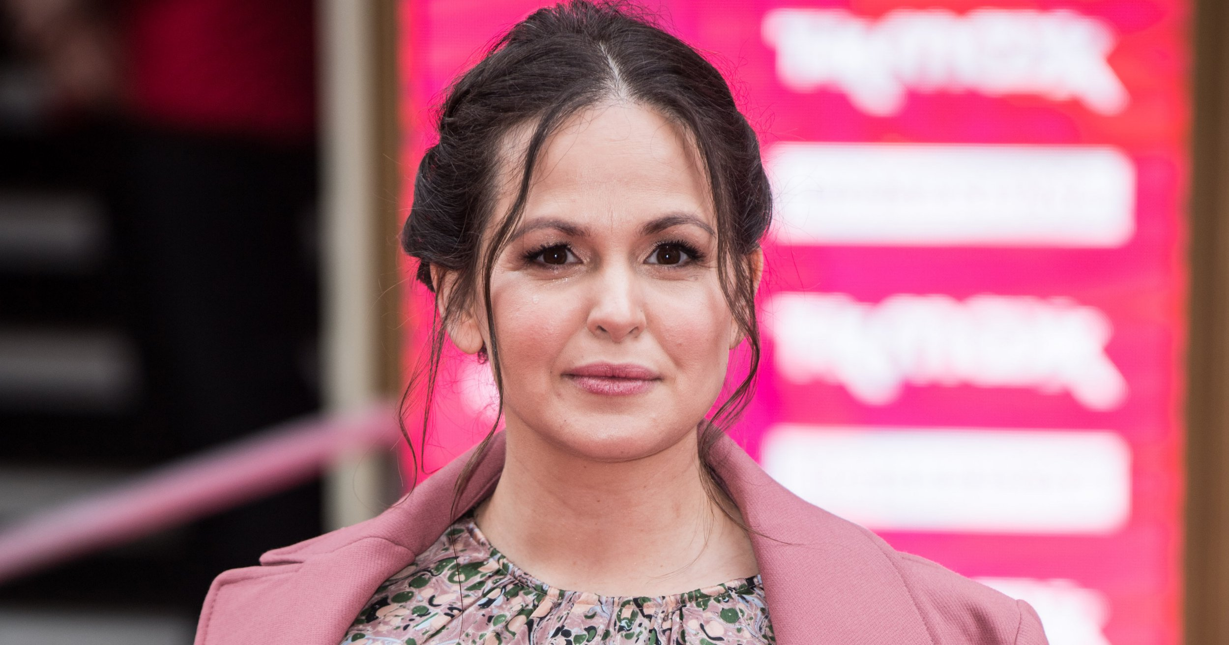 Mandatory Credit: Photo by James Gourley/REX/Shutterstock (9449847bf) Giovanna Fletcher The Prince's Trust TK Maxx and Homesense Awards, London, UK - 06 Mar 2018