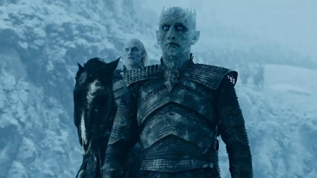Game of Thrones script leak reveals the size of The Night King's army