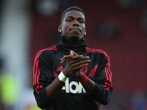 Jose Mourinho starts Paul Pogba after just four days' training and makes him Manchester United captain