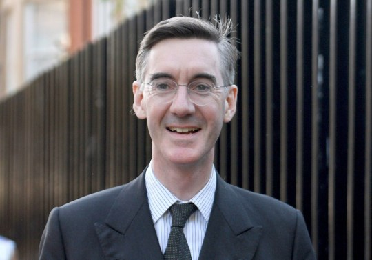 """File photo dated 02/07/18 of Jacob Rees-Mogg who has called the Conservative Party investigation into allegedly Islamophobic comments by Boris Johnson ? a """"show trial"""". PRESS ASSOCIATION Photo. Issue date: Saturday August 11, 2018. Mogg suggested that the probe may be an attempt to scupper Mr Johnson's chances of a future tilt for the leadership, driven by Theresa May's """"personal rivalry"""" with her former foreign secretary. See PA story POLITICS Johnson. Photo credit should read: Victoria Jones/PA Wire"""