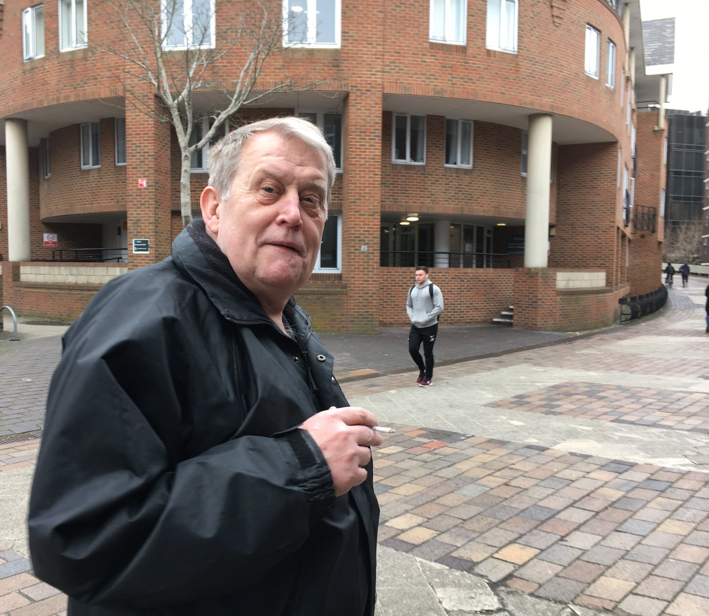 Pictured: Paul Dunster A 'disgusting' landlord who planted cameras in his tenants' rooms to watch them while they were showering and having sex was fined ?5,000. Paul Dunster, 59, was found with 183 videos of unsuspecting women who had rented rooms from him over a 10 year period. Dunster initially denied two charges of voyeurism but later admitted making the secret videos after setting up cameras in the bedroom and bathroom of one of the properties he rented out. Police raided former security worker Dunster's home in Portsmouth, Hants, and found two memory cards containing the voyeuristic videos. SEE OUR COPY FOR MORE DETAILS. ? Portsmouth News/Solent News & Photo Agency UK +44 (0) 2380 458800