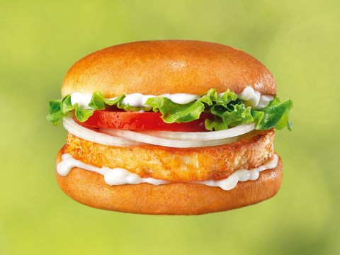 Please, Burger King, bring your fried halloumi burger to the UK