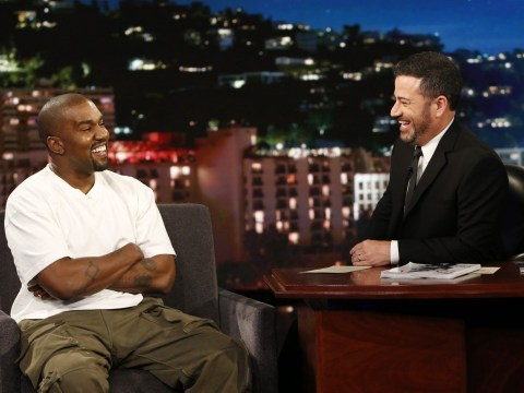 Kanye West explains why he couldn't answer Donald Trump question on Jimmy Kimmel