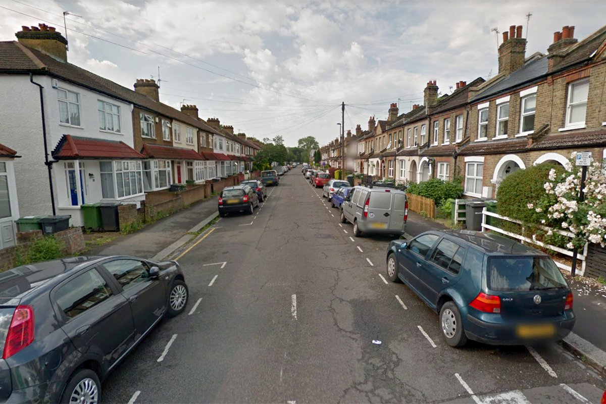 Maylons Road, Lewisham, south east London (Picture: Google)