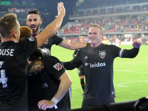Wayne Rooney pulls off incredible last-ditch tackle and assist to set up DC United win