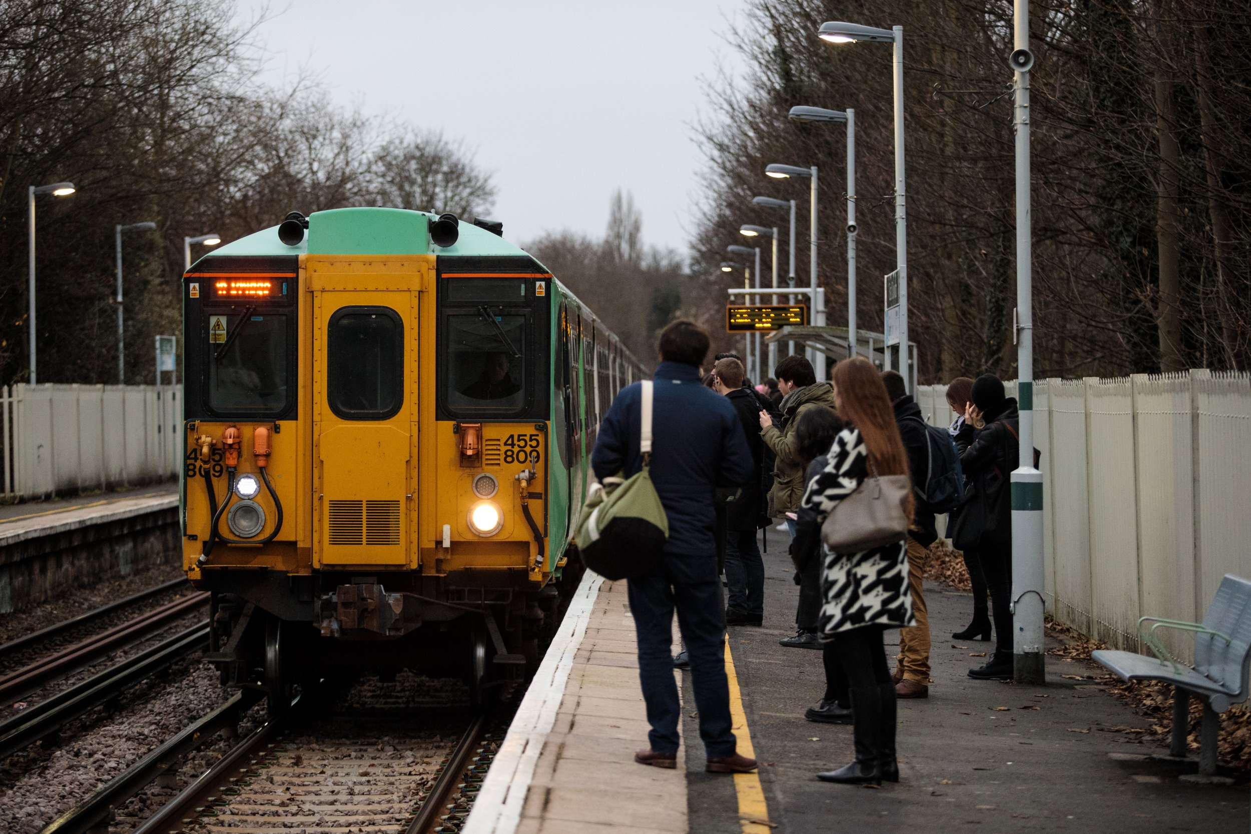 Rail passengers warned to expect 3.5% rise in fares next year