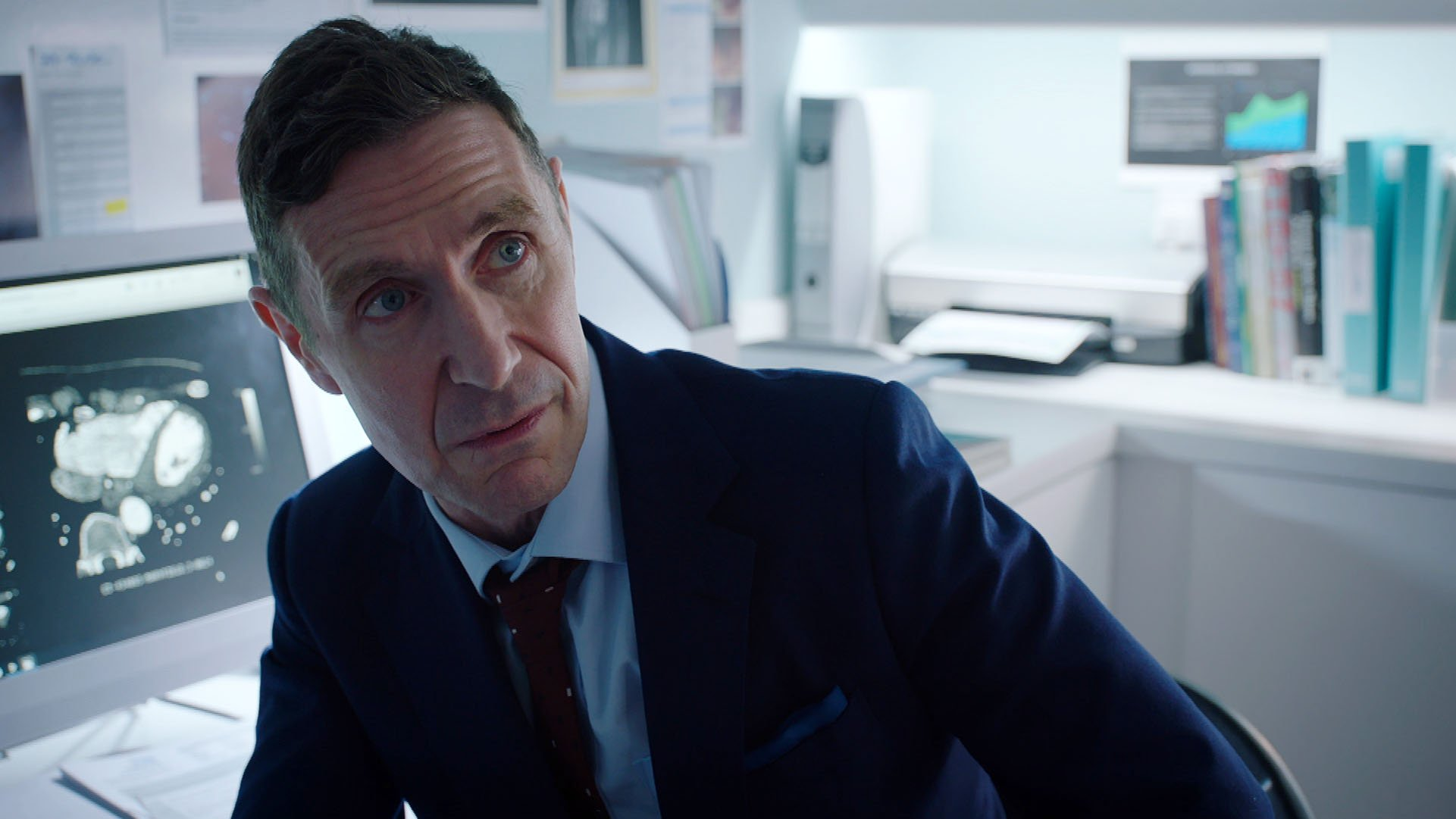 Holby City spoilers: Jac Naylor at death's door, Fletch in danger and more Holby spoilers