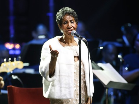 'Sick' Aretha Franklin battling at home as family say Queen of Soul is 'alert and laughing'