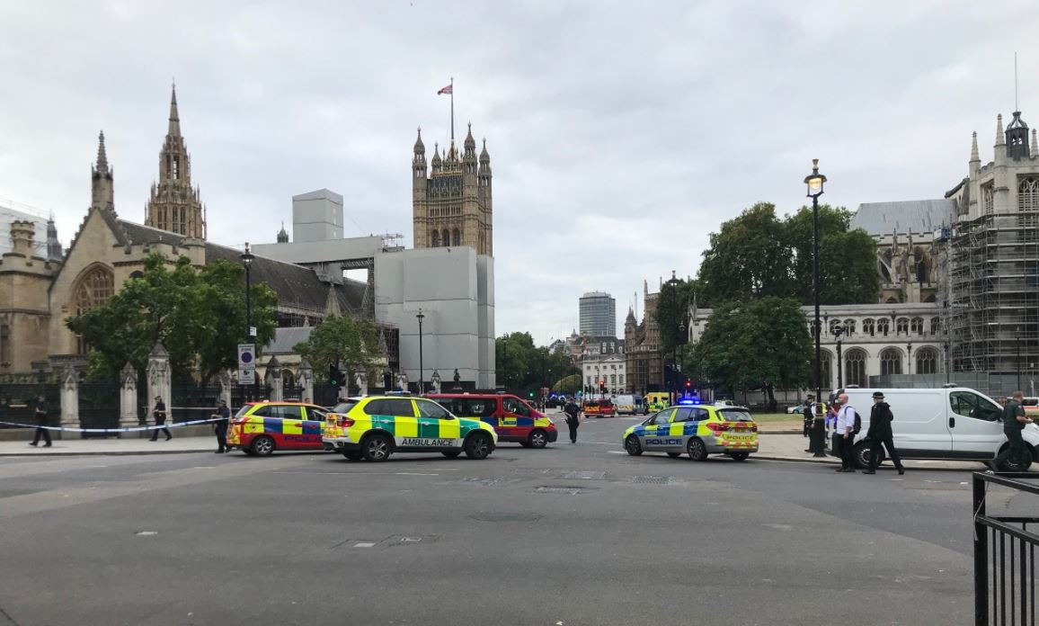 Westminster tube station now open following terror attack outside Parliament