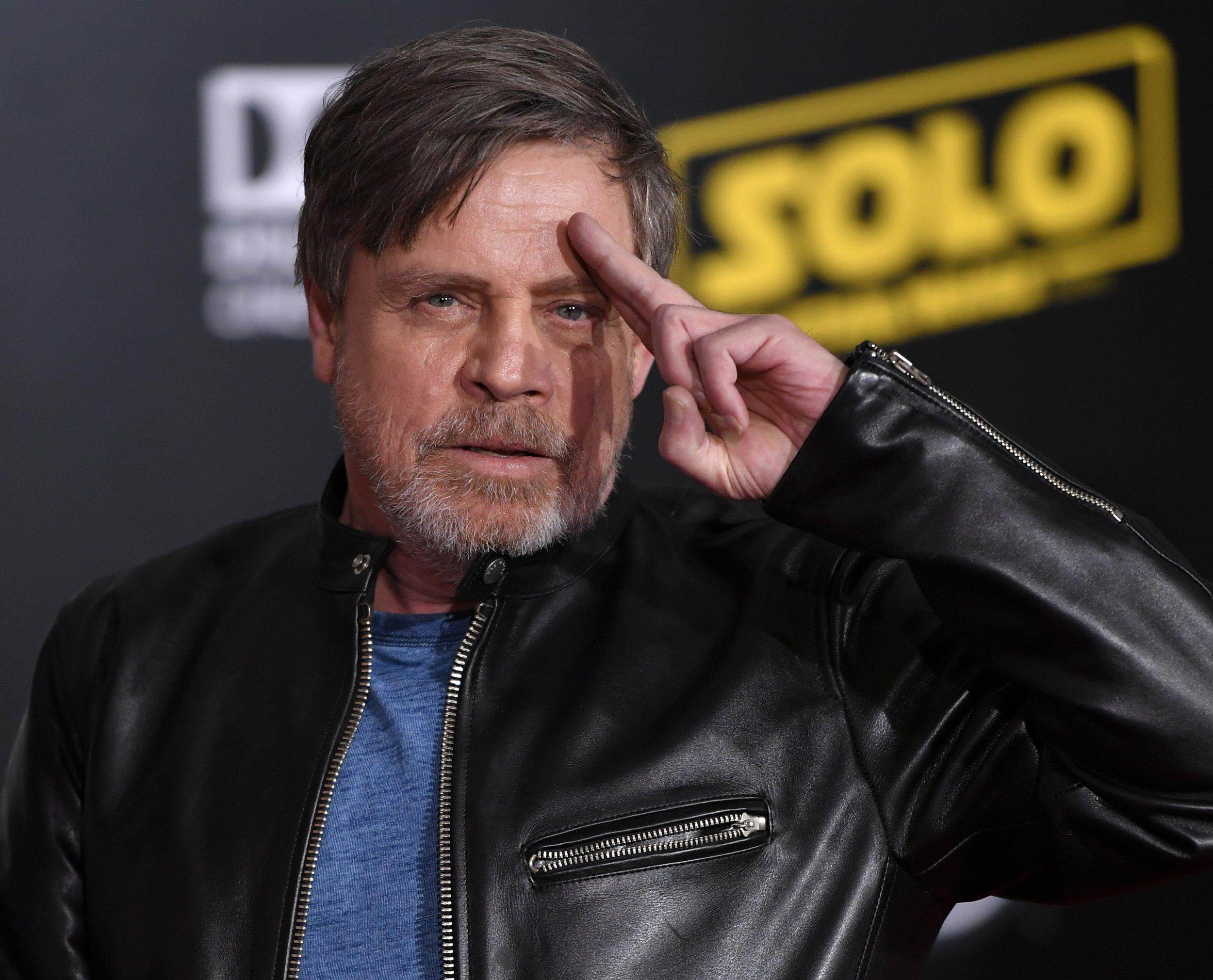 Security around Star Wars 9 is actually insane as Mark Hamill reveals crazy precautions for next saga