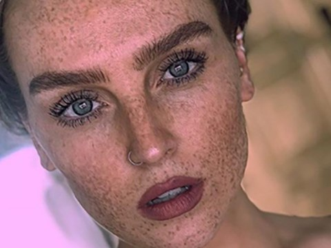Perrie Edwards embraces her freckles that once left her 'insecure': 'I don't feel I need to hide them any more'