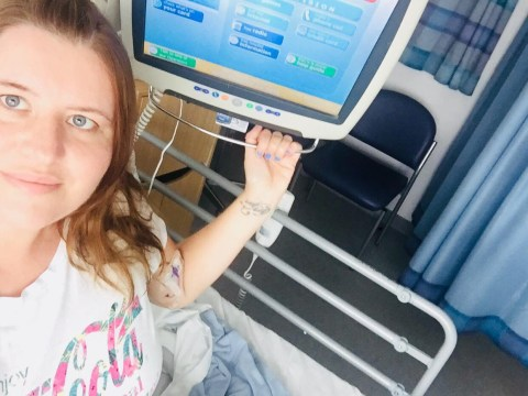 Fed-up patient launches campaign to end 'rip off' hospital TV fees from her sickbed