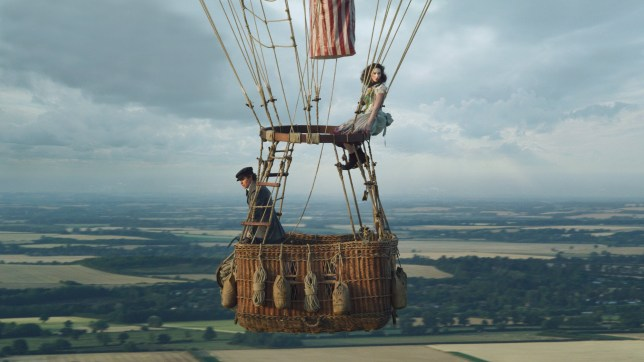 Amazon Studios is under way in the UK on ballooning survival pic The Aeronauts, starring Felicity Jones and Eddie Redmayne.