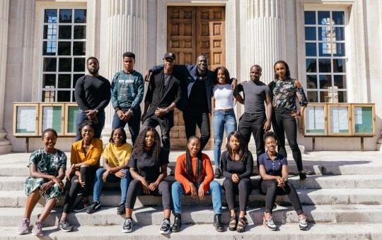 Stormzy launches Cambridge scholarship MABDULLE
