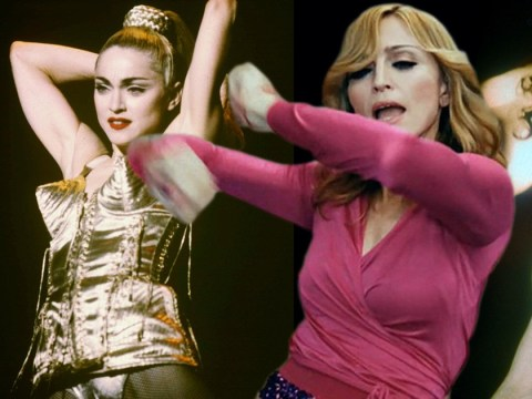 From goth to cowgirl and sex positive queen: Our favourite stages of Madonna in honour of her 60th birthday