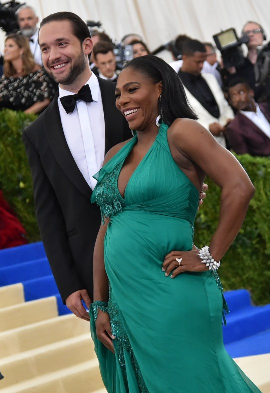 Serena Williams won't celebrate daughter Olympia's first birthday