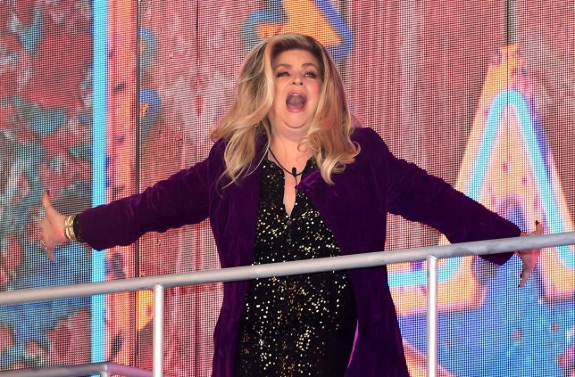 Kirstie Alley enters the house during the Celebrity Big Brother Launch Night at Elstree Studios, Hertfordshire. PRESS ASSOCIATION Photo. Picture date: Thursday August 16, 2018. Photo credit should read: Ian West/PA Wire