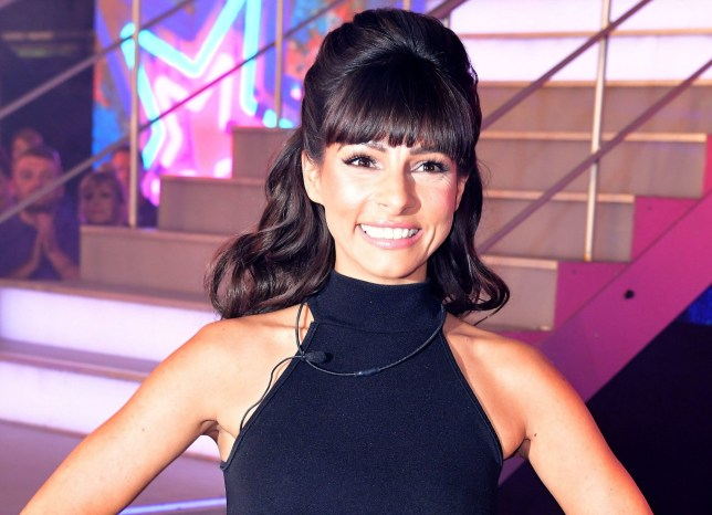 Roxanne Pallett enters the house during the Celebrity Big Brother Launch Night at Elstree Studios, Hertfordshire. PRESS ASSOCIATION Photo. Picture date: Thursday August 16, 2018. Photo credit should read: Ian West/PA Wire
