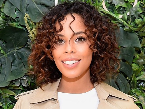 People don't want Rochelle Humes to be John Frieda's curly hair ambassador