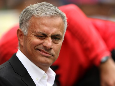 Jose Mourinho reveals how Manchester United will play against Tottenham