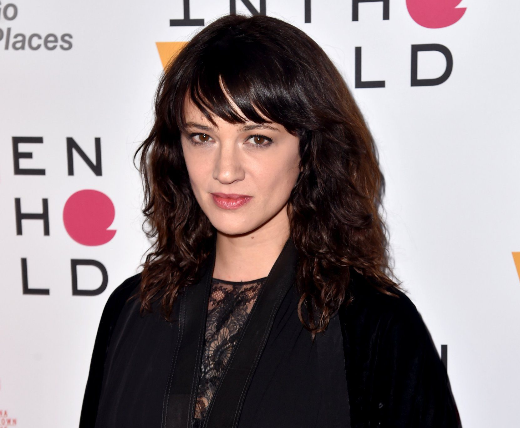 Mandatory Credit: Photo by Stephen Lovekin/REX/Shutterstock (9626741bm) Asia Argento 9th Annual Women in the World Summit, Arrivals, New York, USA - 12 Apr 2018