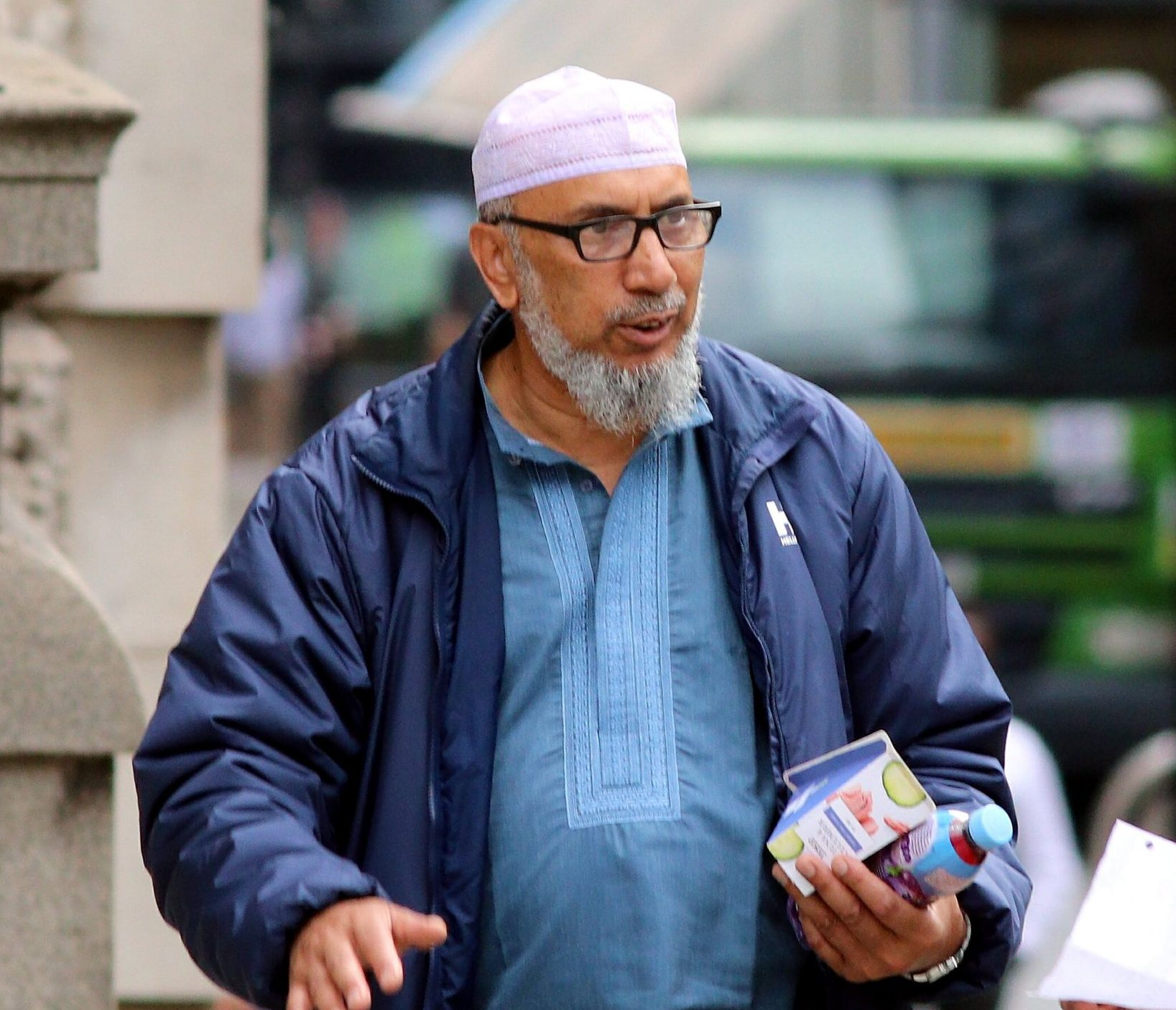 Pic shows Abdul Jalil A Bangladeshi immigrant who told the government he had only ?50 to his name when he had over ?86,000 so he could keep his benefits was spared jail today (weds). Abdul Jalil, 64, started claiming handouts in the late 1990s but exceeded the prescribed amount of assets in 2008 when he acquired a loan of around ?25,000 to buy his council house. He did not notify the Department for Work and Pensions (DWP) and continued wrongly claiming benefits in excess of ?28,000 over an eight-year period. SEE STORY CENTRAL NEWS