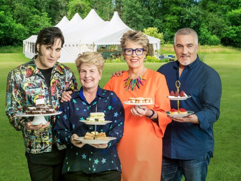 When is the final of The Great British Bake Off 2018?