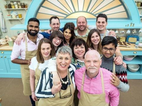 What time is The Great British Bake Off quarter-final on tonight?