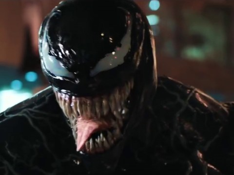Venom's director says the Spider-Man spin-off is Marvel's first dark film: 'Violence is pushed to the hilt'