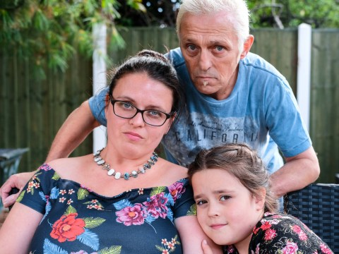 Mum, 33, is one of Britain's youngest people living with dementia
