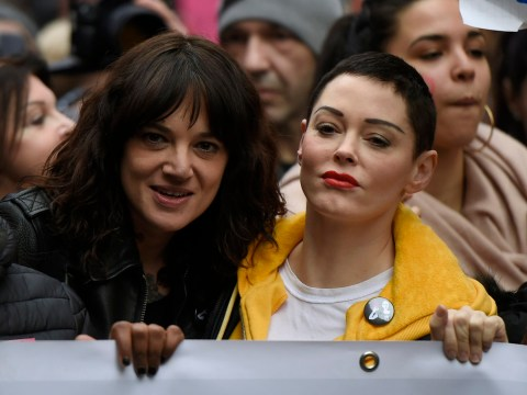 Rose McGowan tells Asia Argento 'Be the person you wish Harvey could have been' as she severs all ties following sexual assault accusation