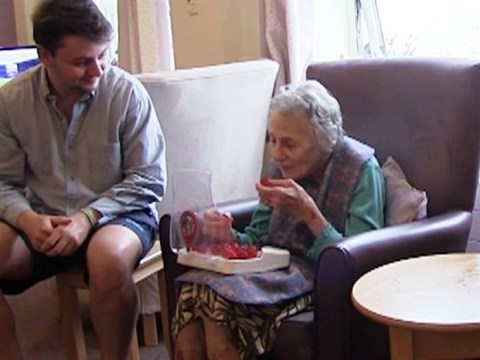 Man creates jelly 'sweets' to help his granny with dementia stay hydrated
