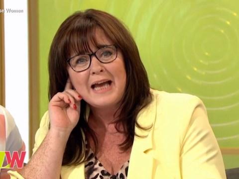 Loose Women's Coleen Nolan reveals regrets over 'abusive' Kim Woodburn interview