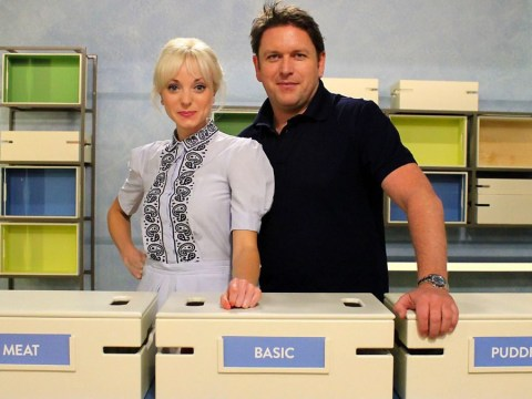 What is The Box, the BBC show that Manon from Bake Off was previously on?
