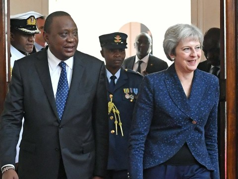 British paedophiles to be targeted in new security pact with Kenya