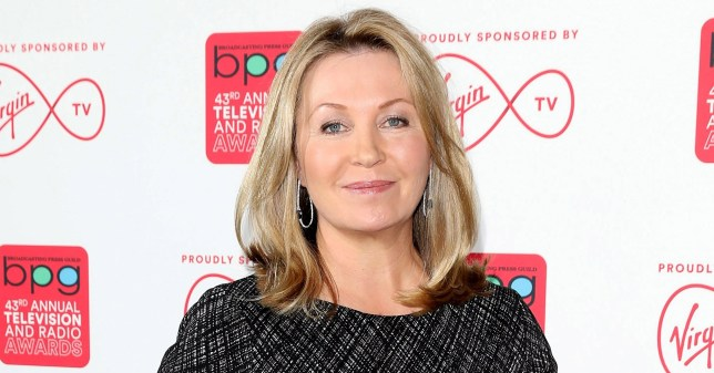 LONDON, ENGLAND - MARCH 17: Kirsty Young attends the Broadcasting Press Guild Television & Radio Awards at Theatre Royal on March 17, 2017 in London, England. (Photo by Tim P. Whitby/Getty Images)