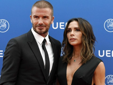 David Beckham explains why marriage is 'hard work' amid claims Victoria 'cried for days' over comments