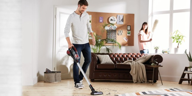 Lidl is selling a bargain ?50 cordless vacuum cleaner this weekend Picture: LIDL/which? METROGRAB