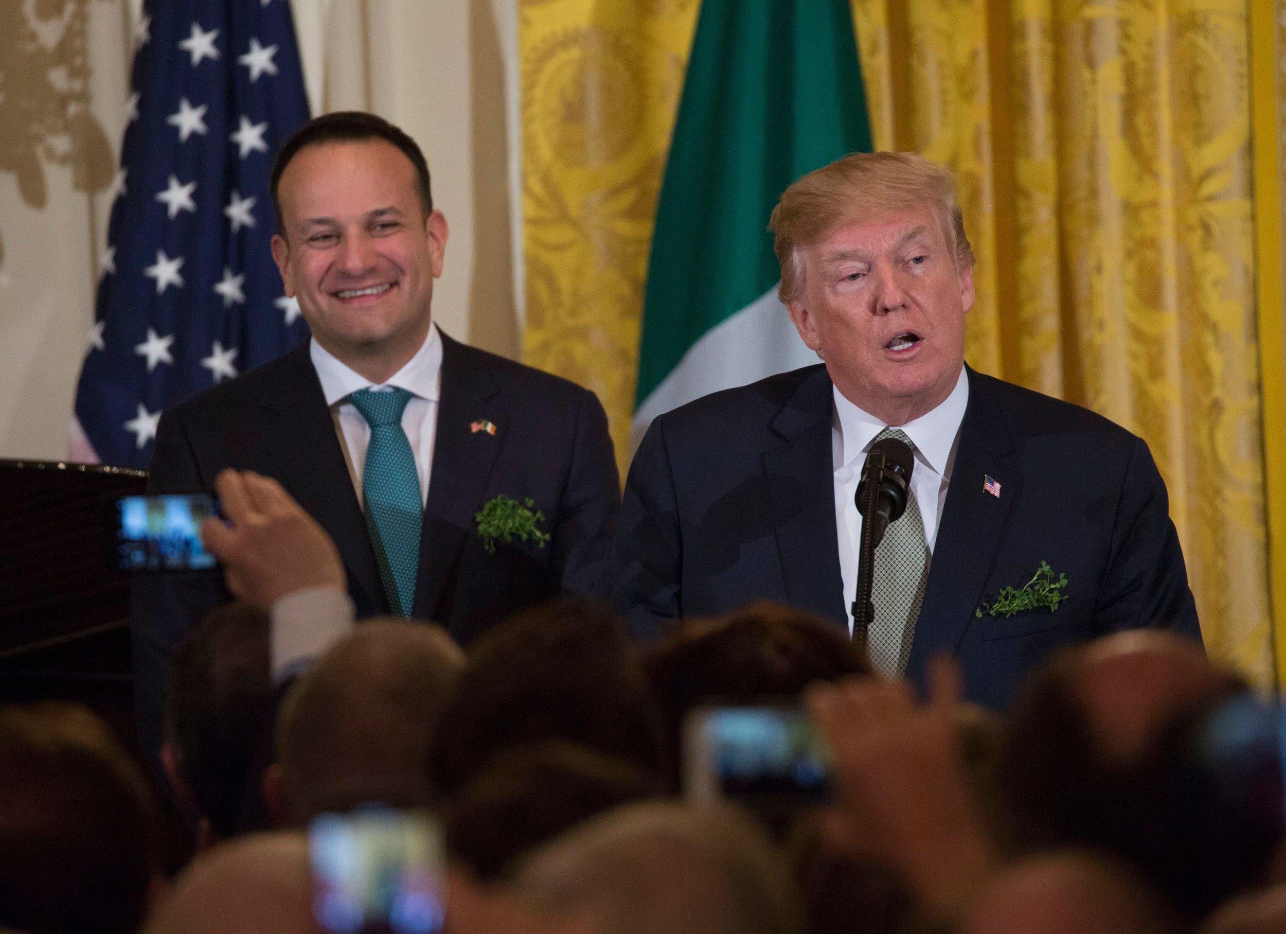 Donald Trump to visit Ireland in November