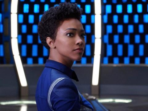 Star Trek: Discovery's Sonequa Martin-Green is 'moved to tears' when thinking of her historic casting as show's first black female lead