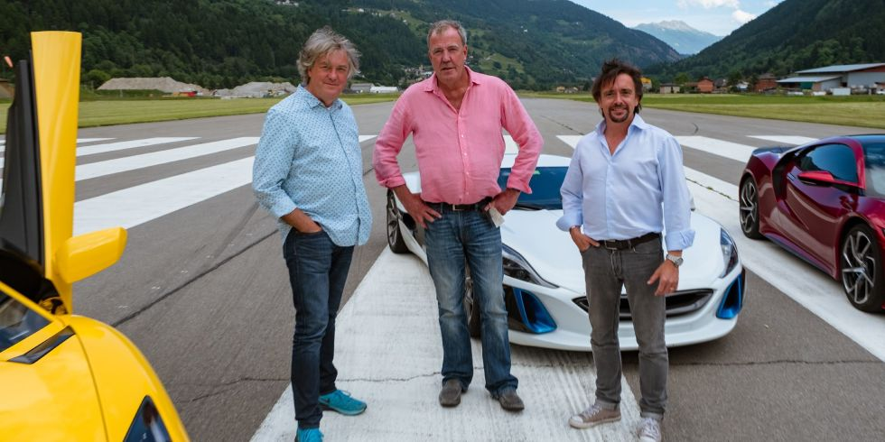 The Grand Tour is getting a video game on PlayStation 4 and Xbox One from Amazon