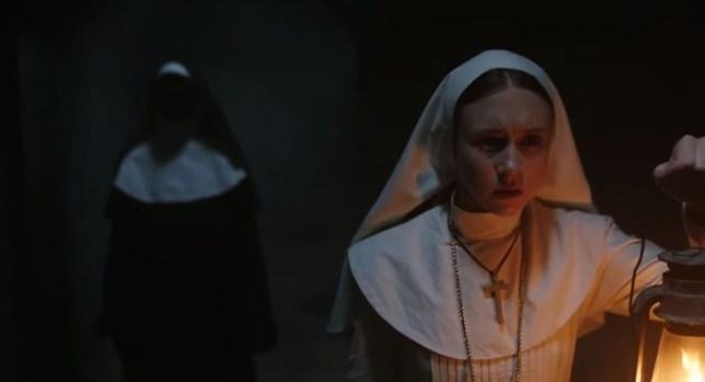 The Nun still from trailer