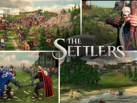 The Settlers 8 announced by Ubisoft at Gamescom 2018