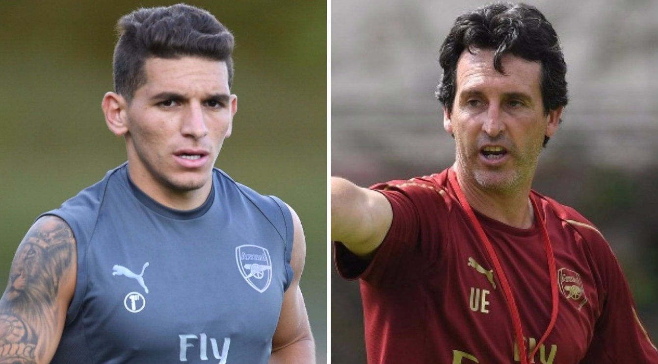 Lucas Torreira to make Arsenal debut against Lazio, confirms Unai Emery