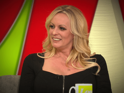 Stormy Daniels claims CBB bosses tried to deport her from UK in banned Loose Women interview