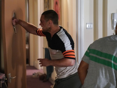 EastEnders spoilers: Keanu's violent outburst shocks the Taylors